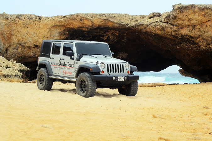 Jeep Tour Aruba