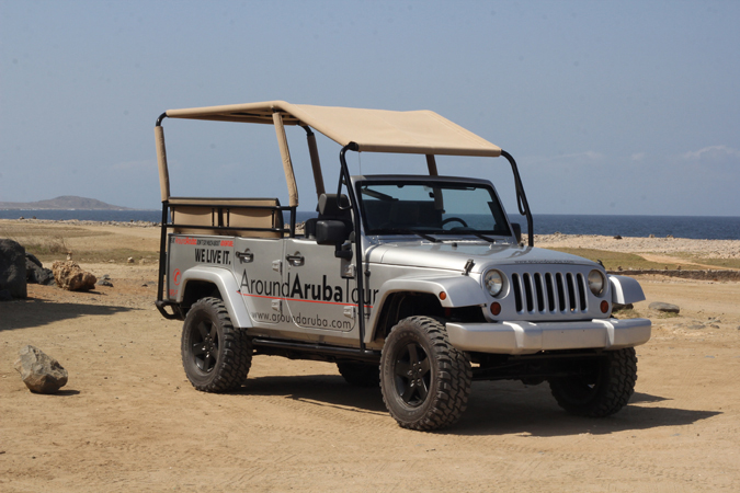 Safari Jeep Tour Aruba