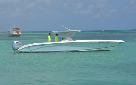 Aruba Private Boat Tours