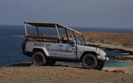 Aruba Safari Jeep Tours